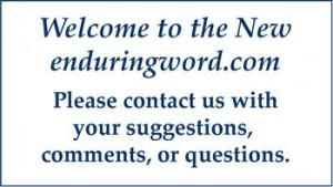 Enduring Word FAQ