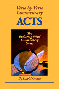 Acts by David Guzik at Enduring Word