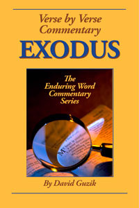 Exodus-by David Guzik at Enduring Word