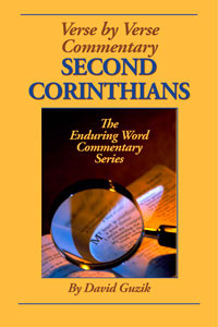Second Corinthians commentary by enduring word