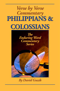 philippians and colossians by David Guzik at Enduring Word
