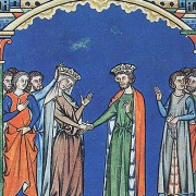 David Marries Bathsheba