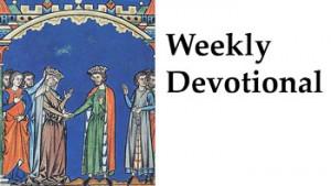 Enduring Word Weekly Devotional