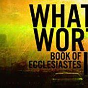 David Guzik on Ecclesiastes