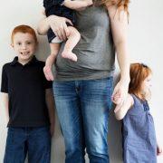 Hosea - three kids
