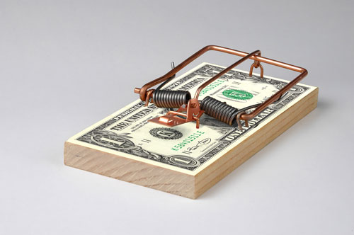 Not Greedy for Money