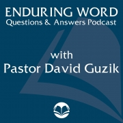 Questions and answers with David Guzik