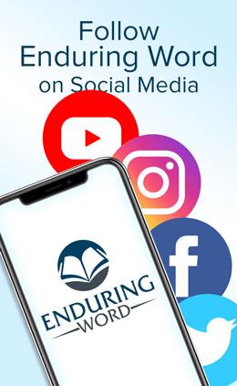 enduring word social media