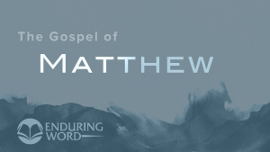 Enduring Word Bible Commentary Matthew Media