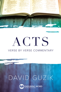 Acts Commentary - Guzik