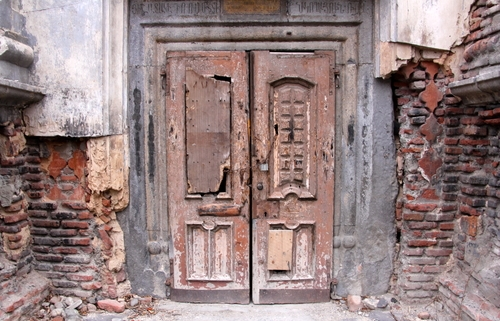 humble door