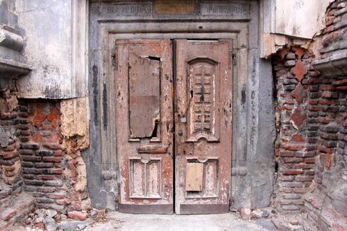 humble door