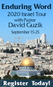 Israel with David Guzik